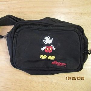 Disney, Mickey Mouse, Waist Bag / Fanny Pack